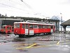 26 February 2007 :: Despite the weather being wet and cloudy I decided to travel on the Rigibahnen and firstly at Vitznau Bhe 2/4 was posing on the turntable
