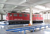 Rhätische Bahn Depot, Landquart