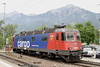 "4 May 2007 :: In a siding at Landquart is SBB Cargo 620 065 ""Ziegelbrücke"""
