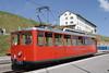 12 August 2007 :: Rigibahnen Bhe 2/4 no. 4 at Rigi Kulm