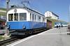 12 August 2007 :: Rigibahnen BDhe 2/4 no. 7 at Rigi Kulm