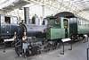11 August 2007 :: Waldenburg Railway 0-6-0 WB 6 at Luzern Transport Museum