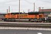 13 June 2007 ::  Denver<br /> BNSF SD70ACe no. 9398