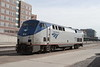13 June 2007 :: Amtrak P42DC no.178  with Union Station Denver behind the locomotive