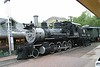 12 June 2007 :: While in Denver a trip was made to the Colorado Railroad Museum.  Seen here is no. 683, an 1890 built 2-8-0 of the Denver & Rio Grande Western Railroad