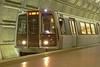 8 June 2007 ::  Washington Metro train 3104 at Union Station in Washington DC