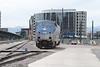 13 June 2007 :: Amtrak P42DC no.178  stabled near Union Station Denver