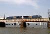 8 June 2007 :: CSX ES40DC no. 5491 + ES44DC no. 5427 over the Potomac River