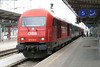 26 July 2008 :: ÖBB 'Hercules' diesel 2016 042 at Wiener Neustadt Hbf with a train for Puchberg am Schneeberg
