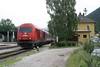 26 July 2008 :: ÖBB 'Hercules' diesel 2016 042 at Puchberg am Schneeberg