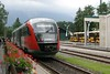 26 July 2008 :: ÖBB DMU 5022 060 waiting at Puchberg am Schneeberg to form the next service to Wiener Neustadt Hbf