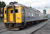 17 June 2008 :: A look at Budd diesel rail cars 6133 at Victoria Station with the 0800 to Courtenay