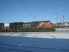 14 December 2008 :: Canadian National SD70M-2 no. 8008 at Edmonton