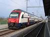 12 April 2008 :: SBB bi level 514 037 at Pfäffikon SZ