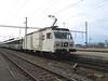 12 April 2008 :: SOB  Re 4/4 456 095 on a Volralpen Express service at Pfäffikon SZ