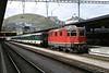 11 April 2008 :: SBB Re 4/4 no. 11122 at Chur