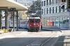 "13 April 2008 :: RhB Ge 4/4 ii no. 613 ""Domat/Ems"" at Chur Bahnhofplatz"
