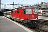 1 July 2008 :: SBB Re 4/4 no. 111134 waits to depart from Luzern