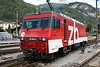 30 June 2008 :: ZB HGe 4/4II, 101 965 is running round its train at Meiringen