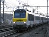 8 December 2009 :: SNCB Class 21 no. 1359 approaching Bruges