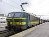 8 December 2009 :: SNCB Class 21 no. 2125 at Bruges