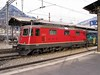16 February 2009 :: SBB Re 4/4 no. 11181 at Brig