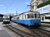 19 July 2009 :: At Montreux is MOB ABDe 8/8 no. 4002