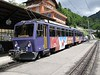 19 July 2009 :: With a special Christmas livery is MGN Bhe 4/8 no. 303 at Caux