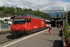 18 July 2009 :: SBB 460 057 with a westbound train at Vevey
