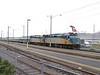 6 October 2010 :: Via Rail F40PH-2 nos. 6433 + 6417  at Halifax