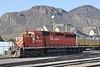 14 May 2010 :: CP Rail liveried SD40-2 no. 5794 is between duties at Kamloops