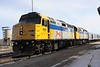 26 March 2010 :: A look at Via Rail F40PH-2 no.s 6407 + 6449 with Train 1 at Hornepayne