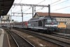 18 June 2010 :: SNCF diesel no. 67364 is picture at Lyon Perrache powering a push pull passenger service