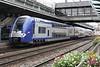 18 June 2010 :: At Lyon Perrache is SNCF Class Z 26500 no. 607