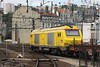 18 June 2010 :: SNCF-Infra locomotive 675 082 passing through Lyon Perrache
