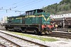 30 April 2010 ::  Seen at Jesenice is SŽ diesel Class 643 no. 643 026