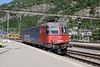 19 May 2011 :: SBB Cargo 620 086 is running light engine through Brig
