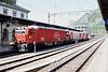 19 May 2011 :: SBB extinguishing and rescue train XTmas 80 85 9882 926 at Brig