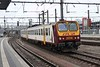 15 May 2011 :: CFL Class 2000 no. 2014 arriving at Luxembourg Station