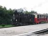 25 September 2005 :: On The Children's Railway in Budapest is 0-8-0T 490 056