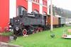 30 April 2006 :: 2-6-0 steam locomotive 91 32 at Mürzzuschlag