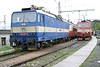 29 April 2006 :: Another look at ZSSK 363 107 alongside 263 012 at Bratislava Depot