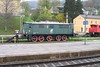 30 April 2006 :: 011 02 is used for pre-heating passenger trains at Mürzzuschlag