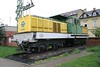 29 April 2006 :: A GySEV Transformer unit at Sopron, Hungary