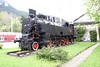 30 April 2006 :: On a plinth at Payerbach-Reichenau is 2-10-2T no. 95 112
