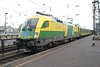 29 April 2006 :: At Sopron, GySEV 1047 503 departs with a train to Budapest Keleti