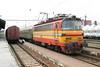 29 April 2006 :: Skoda built ZSSK electric locomotive 240 027 at Komárno