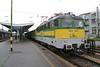 29 April 2006 :: GySEV V43 327 at Győr Station