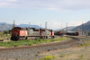 7 June 2013 :: Seen at the Canadian National yard in Kamloops are SD70M-2 No. 8005 and SD70I no. 5618