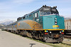 13 September 2011 :: F40PH-2, 6409 at Jasper between duties operating The Skeena to Prince Rupert